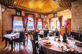 Restaurant at Museum Hotel