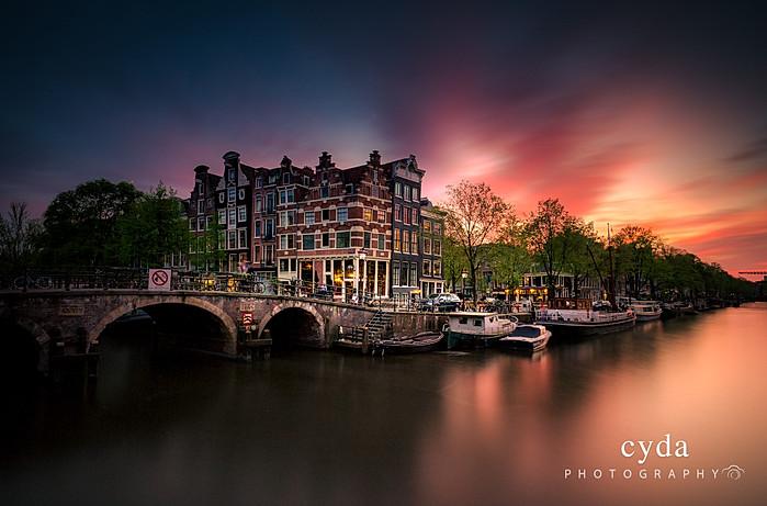 Dutch old building