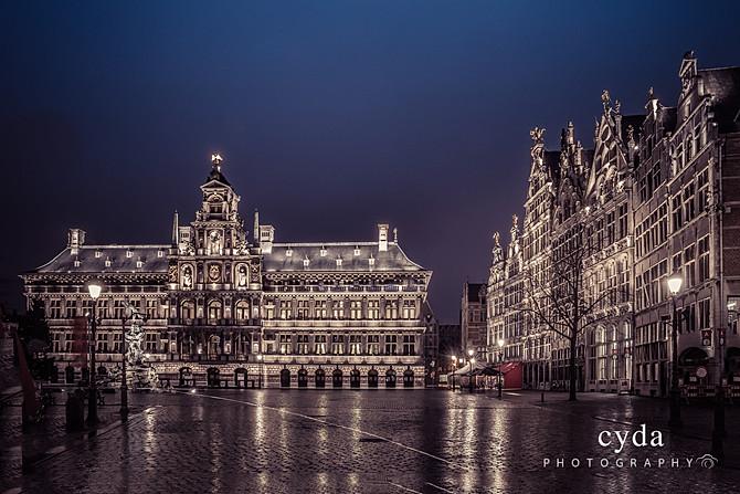 City Hall Square