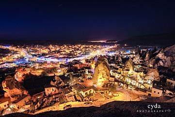 Cappadocia by night
