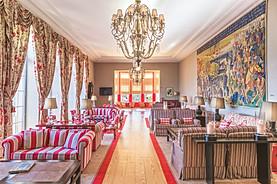Lounge at hotel pousada de viana do castelo