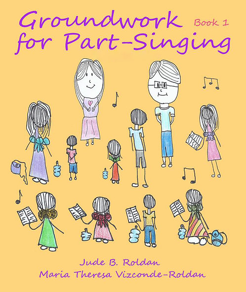Groundwork for Part-Singing (Book 1)