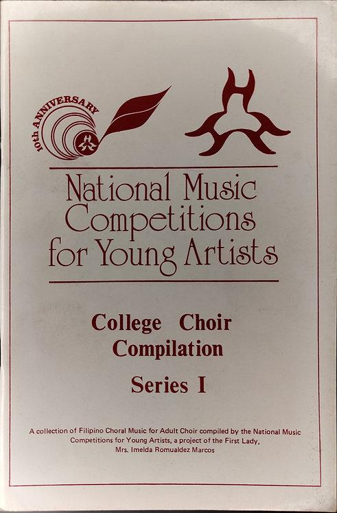 NAMCYA College Choir Compilation - Series 1