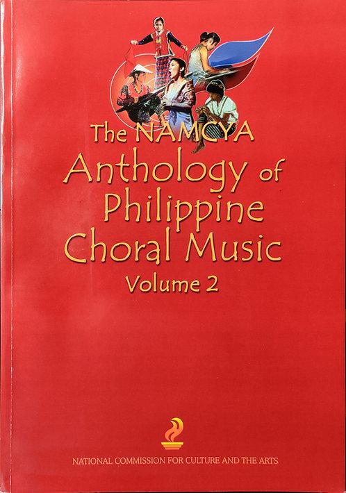 The NAMCYA Anthology of Philippine Choral Music - Volume 2