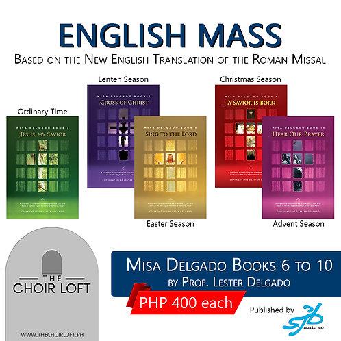 Misa Delgado Book Series (English)