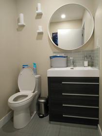 Washroom ready