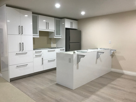 Cabinets in