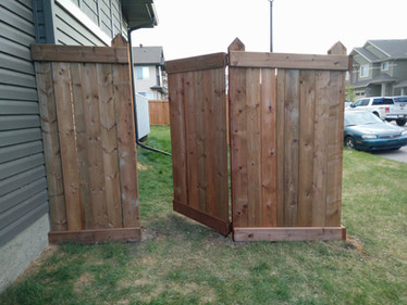 Fence's gate