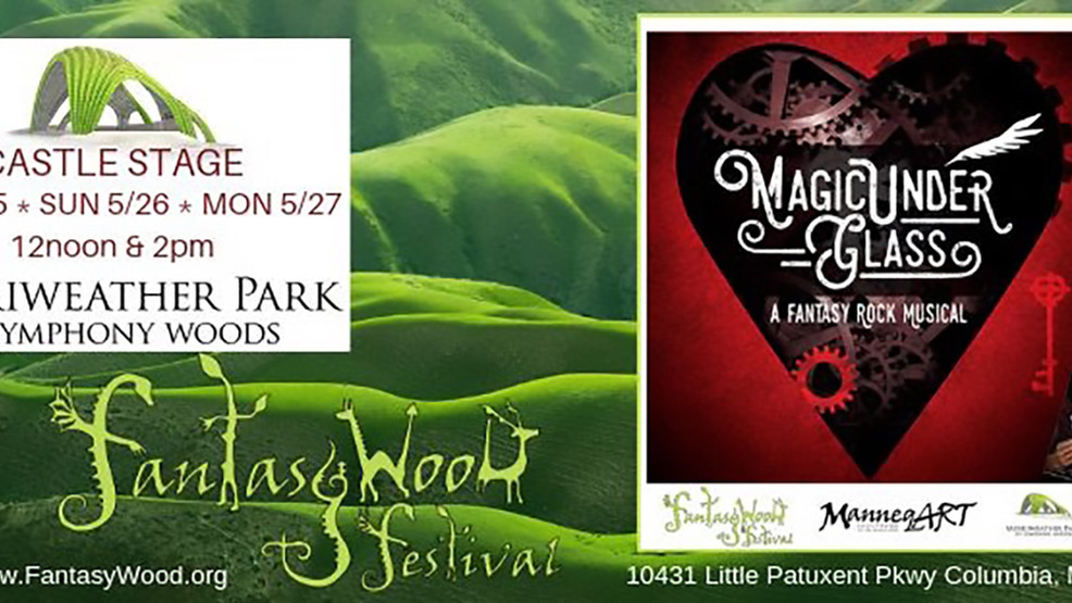 MUG Headlines FantasyWood Festival