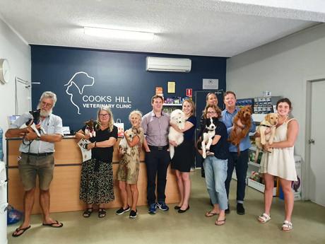 Puppy Preschool Graduation