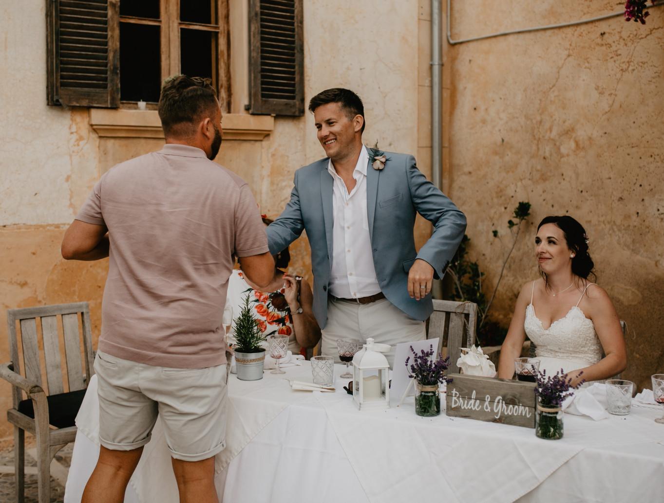 Wedding en Cas Senyor