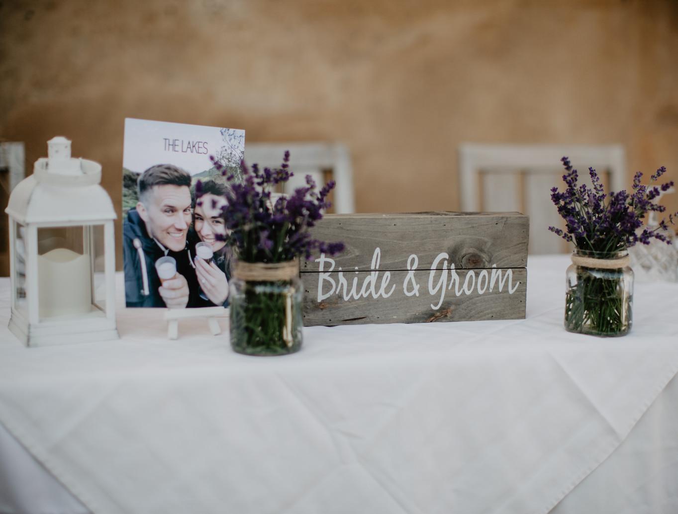 Cas Senyor wedding