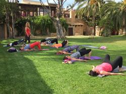 Yoga in Cas Senyor