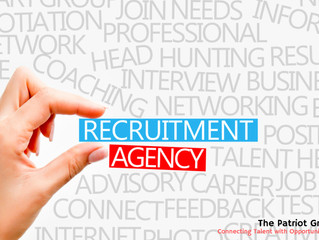 Reasons to use a Recruitment Agency in your Job Search