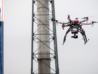 What Drones Mean for the Future of Manufacturing