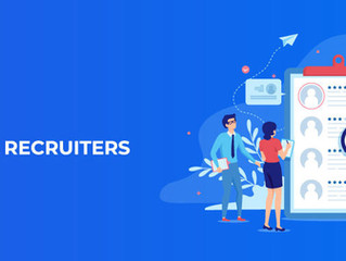 HOW TO BE A GREAT RECRUITER: 4 Traits to becoming a successful recruiter.