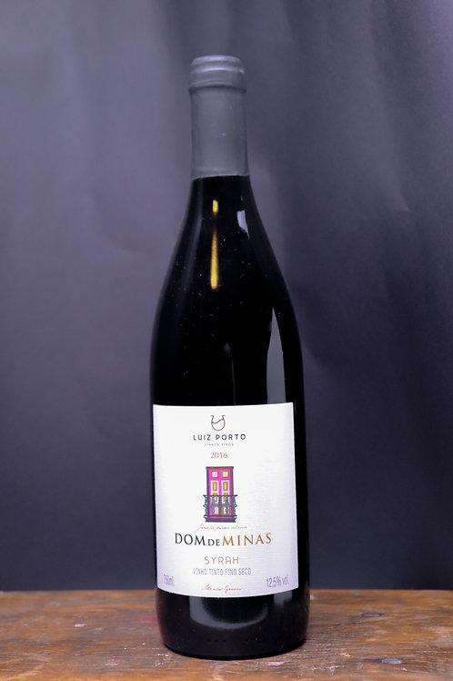 Vinho Dom de Minas Syrah (750ml)