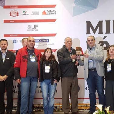 43º Concurso Nacional de Produtos Lácteos