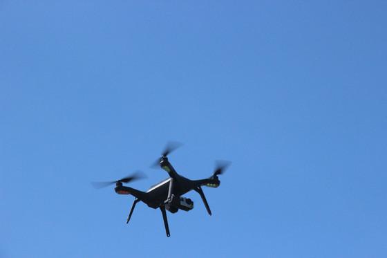Inspeções com Drone: Locais de difícil acesso