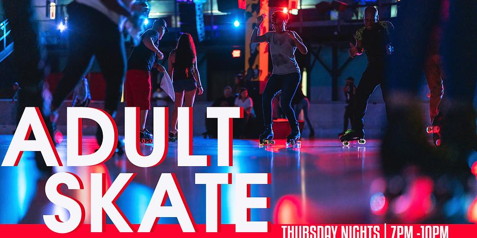 Adult Night Skate