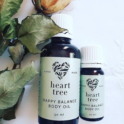 Happy Balance Body Oil