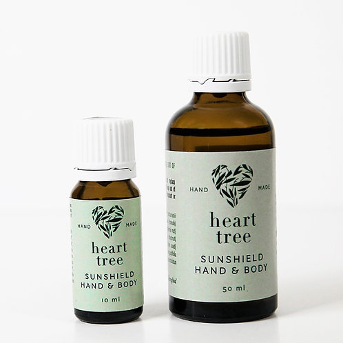 Sunshield Hand & Body Oil