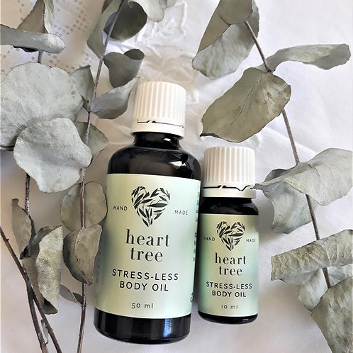 Stress-Less Body Oil
