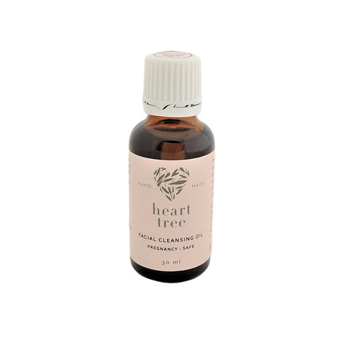 30ml Pregnancy-Safe Facial Cleansing Oil