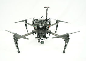 DJI Matrice 100 On Air Drones