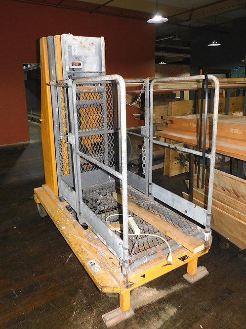 """Bil Jax """"Workforce"""" XLT 1571 Electric Stockpicker Lift"""