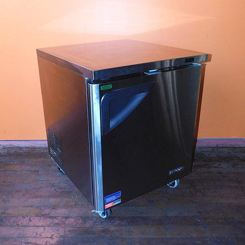 Turbo Air 1 Door Undercounter Refrigerator