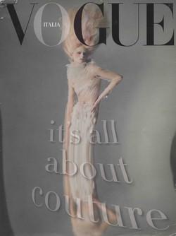 Vogue Italie - Mars 2011