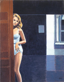 The Honeytrap, 2010 oil on canvas, 1