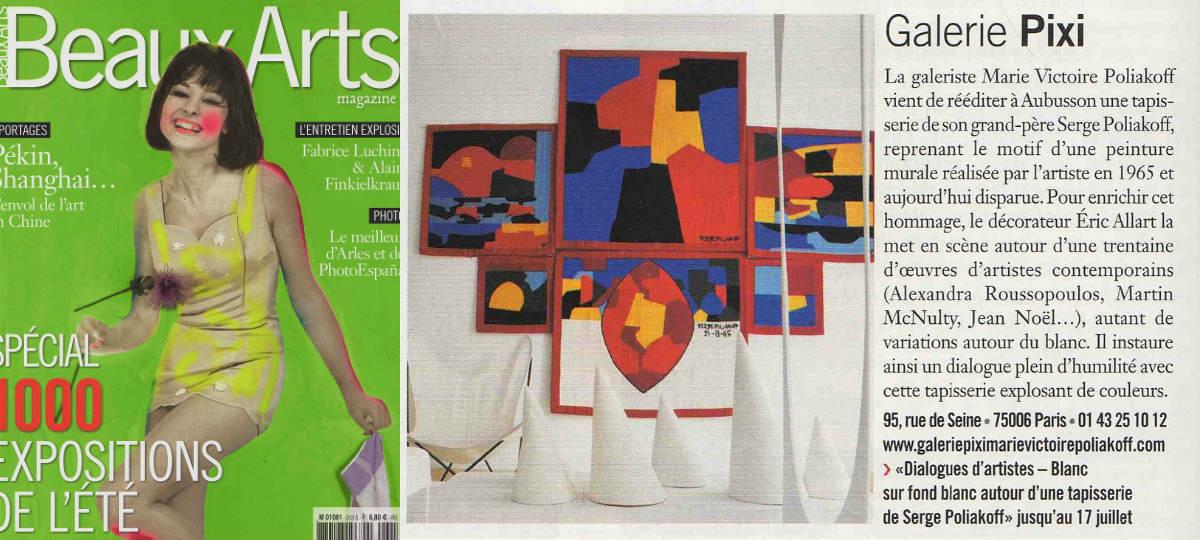 Beaux-Arts Magazine - Juillet 2010