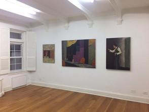 Exposition / Duncan Hannah à la Half Gallery à New York