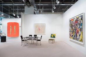 Foire / Serge Poliakoff à Bâle
