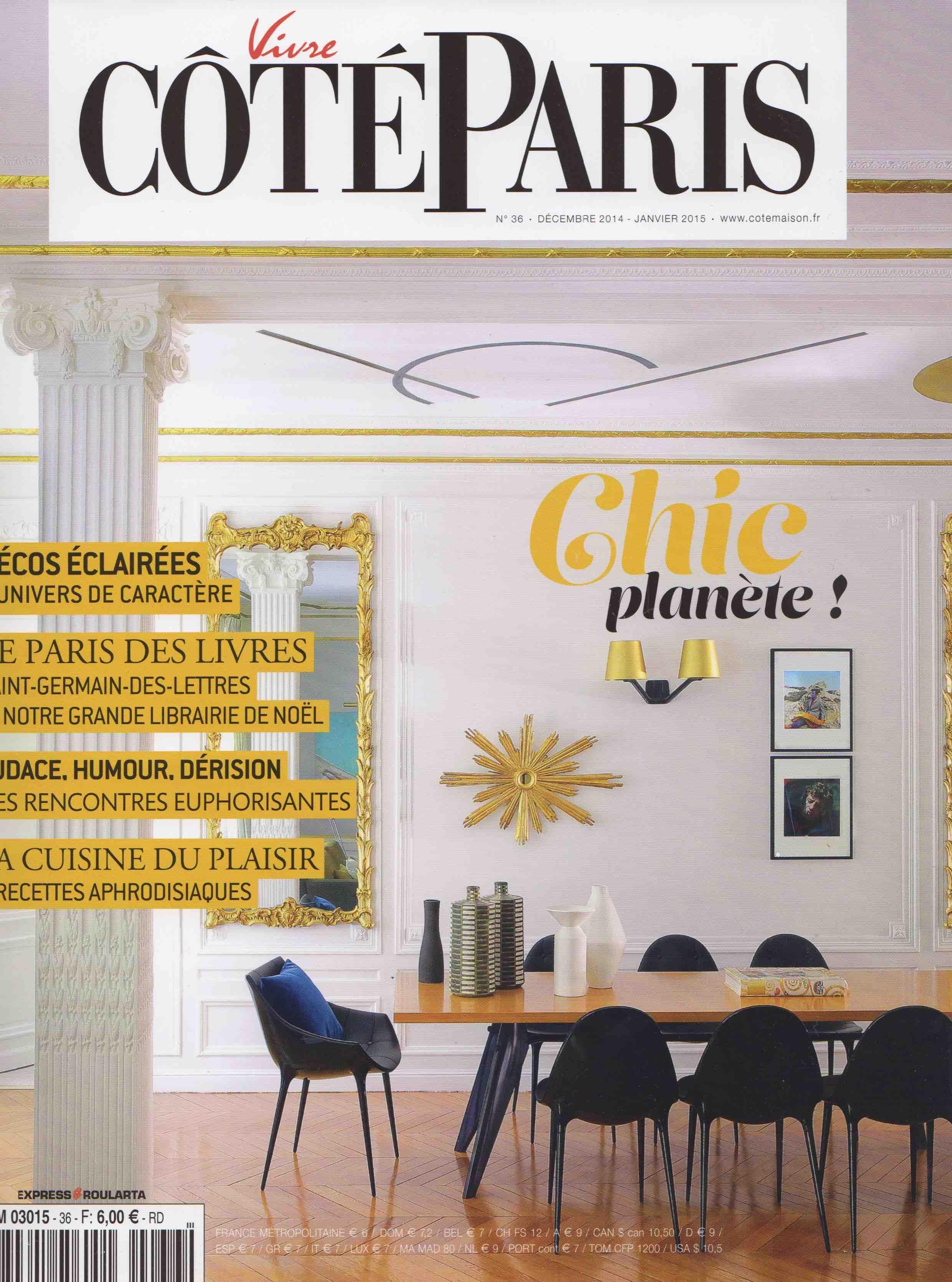 Côté Paris - Janvier 2015