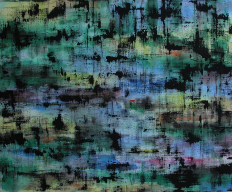 Sonate  73 x 60 - 2014