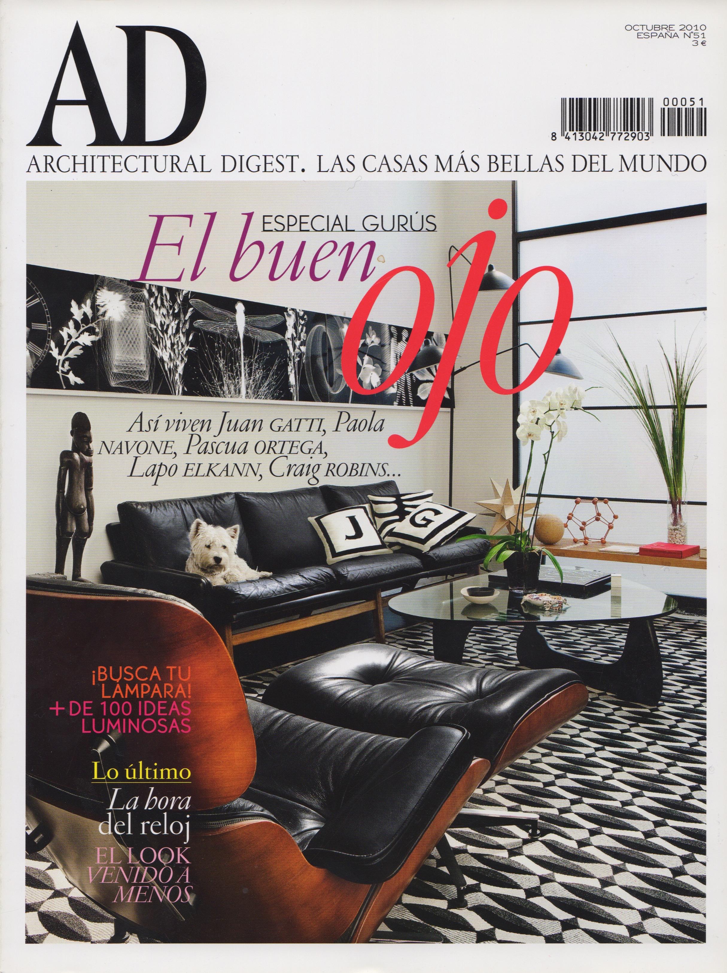 AD Espagne - Octobre 2010