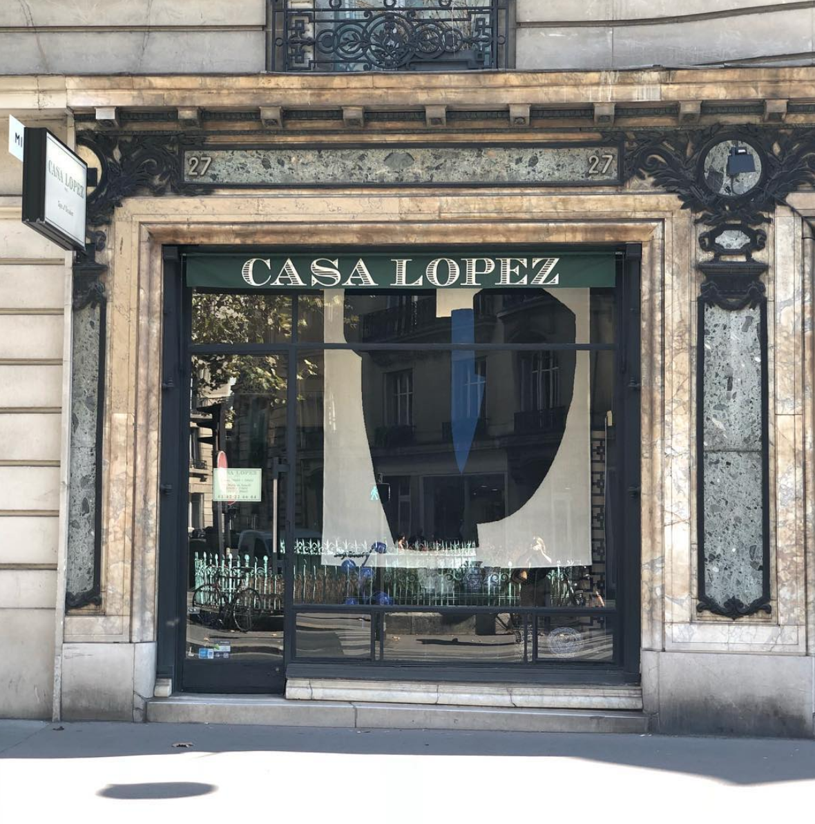Casa Lopez X Serge Poliakoff