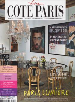 Côté Paris - Novembre/Décembre 2010