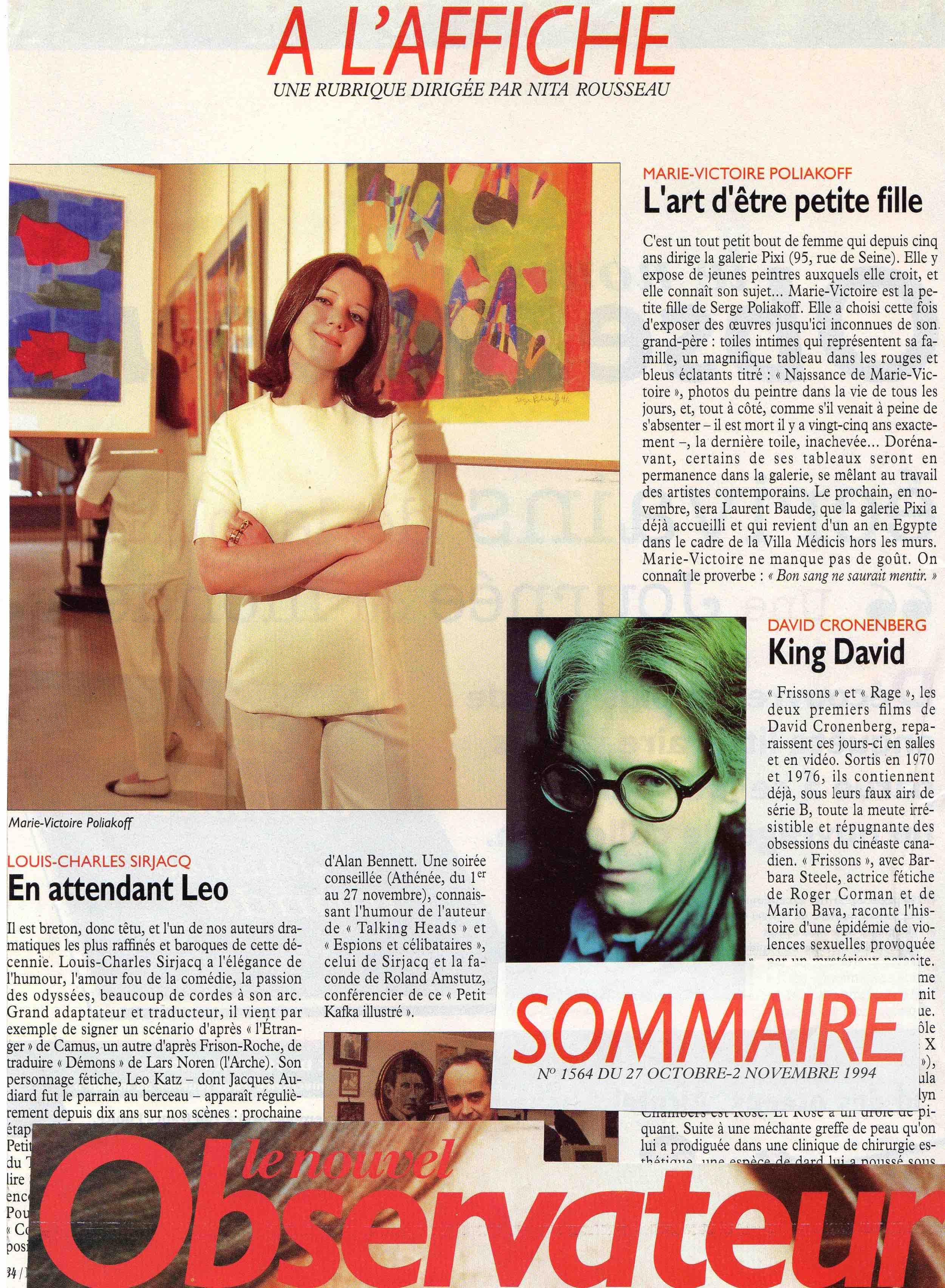 L'Express, le magazine