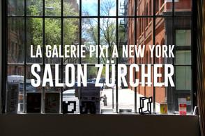 Foire / Accrochage, Salon Zürcher 2018