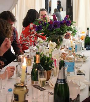 Un dîner pour Jean-Baptiste Marot
