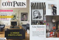 Côté Paris - Février/Mars 2013