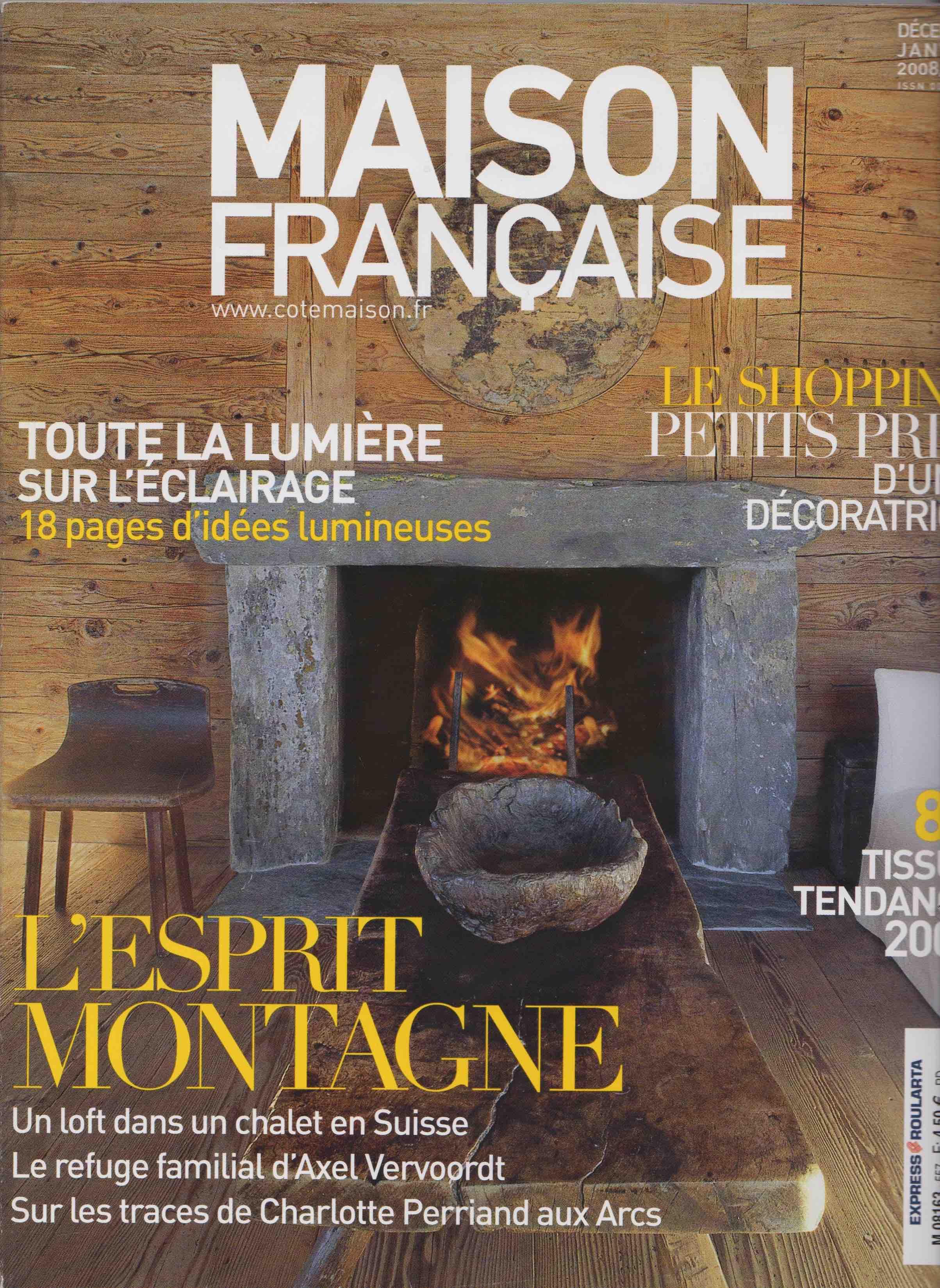 Maison française - Janvier 2008