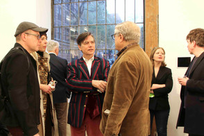 Foire / Vernissage - Opening Reception
