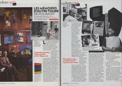 Paris Match - Novembre 2011