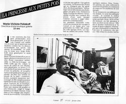 L'Atelier Magazine - Février 1988