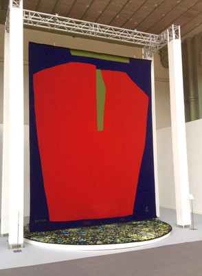 Salon / La tapisserie de Serge Poliakoff à Revelations